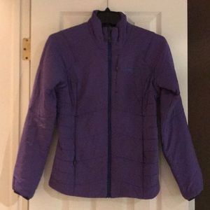 Patagonia Jacket in purple, XS.